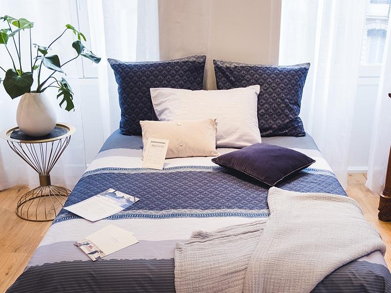haut de lit best parure de lit lit mousson with haut de lit parfait housse de couette marjane. Black Bedroom Furniture Sets. Home Design Ideas